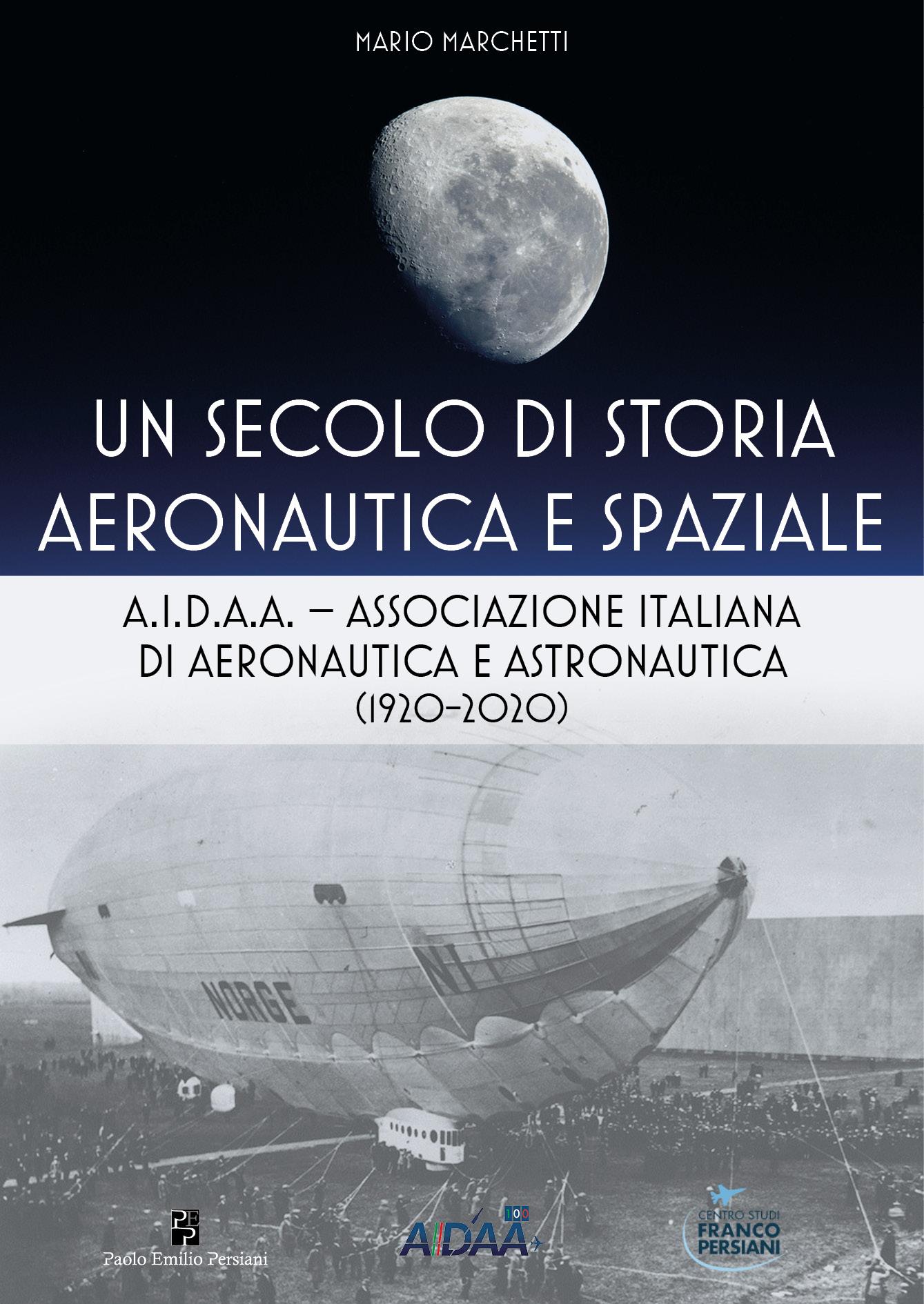 un secolo di storia aeronautica e spaziale_cover PROVVISORIA